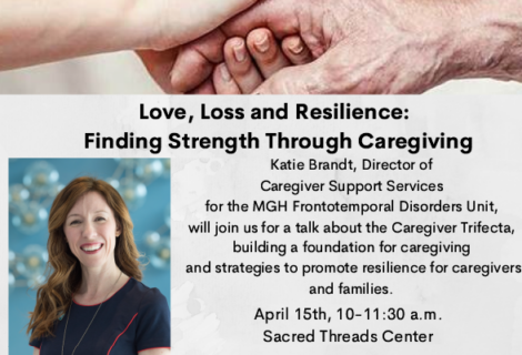 Love, Loss and Resilience: Finding Strength Through Caregiving