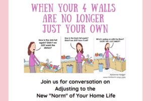 When Your 4 Walls Are No Longer Just Your Own