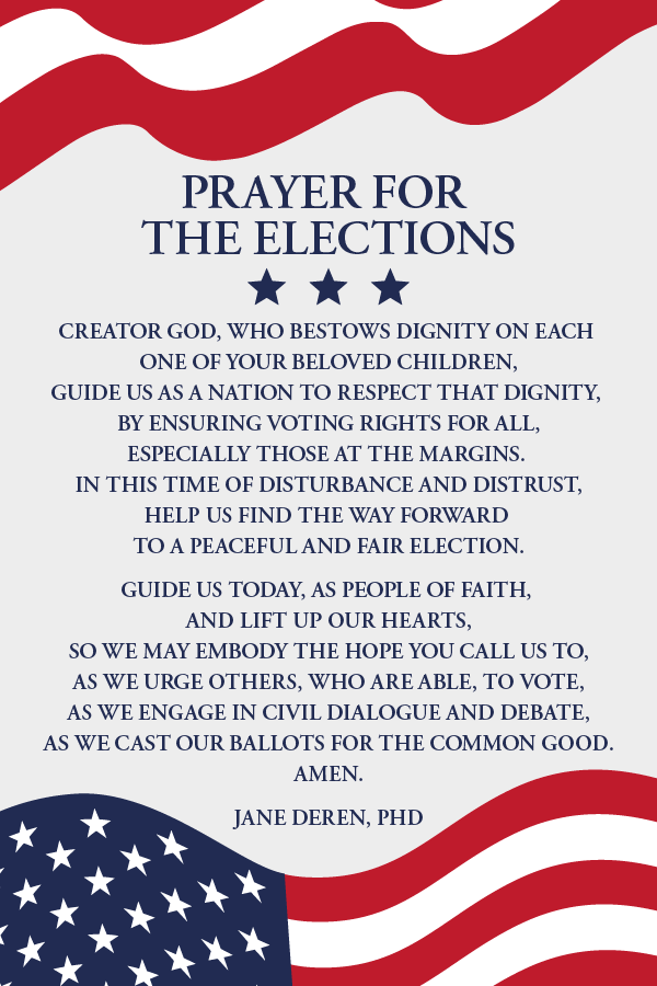 Prayer for the Election