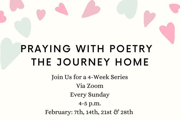 Praying with Poetry - The Journey Home